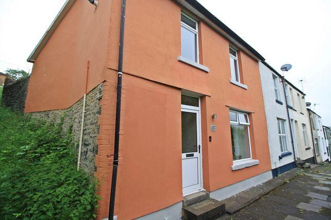 3 bed end terrace house for sale in Heath Crescent, Graigwen, Pontypridd, Rhondda, Cynon, Taff. CF37