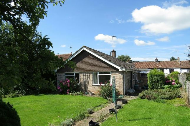 Thumbnail Detached bungalow for sale in Sandford Road, Winscombe