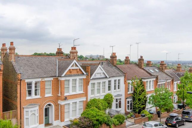 Front Views of Woodland Gardens, London N10