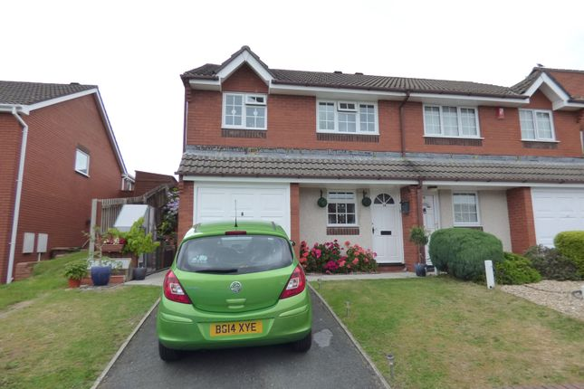 Cundy Close, Woodford, Plympton PL7