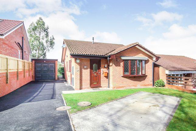 Thumbnail Detached bungalow for sale in Oakham Close, Redditch
