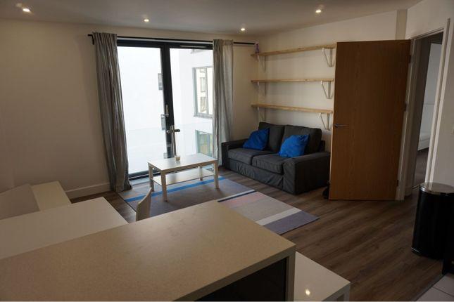 Living Area of Millennium Promenade, Bristol BS1
