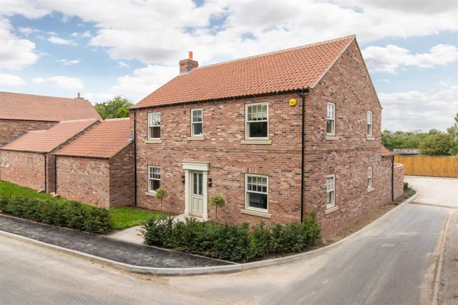 Thumbnail Property for sale in Woldgate Pastures, East Street, Kilham, Driffield