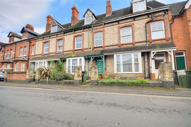 Thumbnail Terraced house to rent in Arboretum Road, Worcester