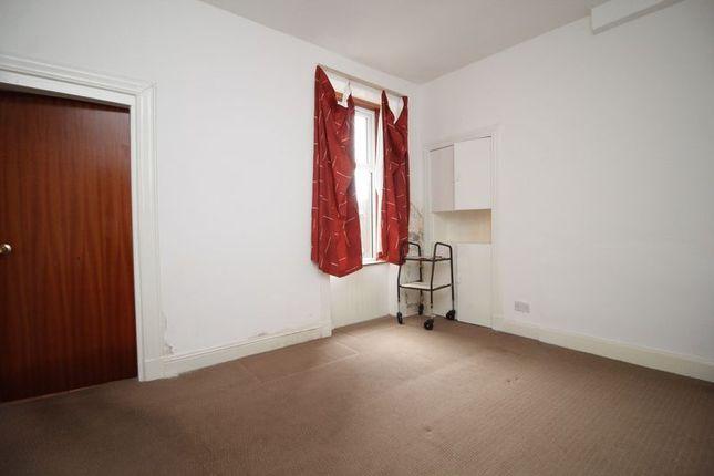 Bedroom of Gladstone Street, Leven KY8