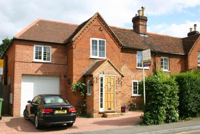 Thumbnail Semi-detached house to rent in Fernbank Road, Ascot, Berkshire