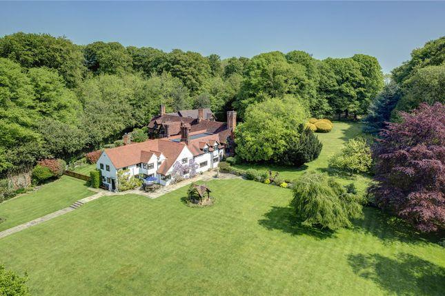 Thumbnail Detached house for sale in Rawlings Lane, Seer Green, Beaconsfield, Buckinghamshire
