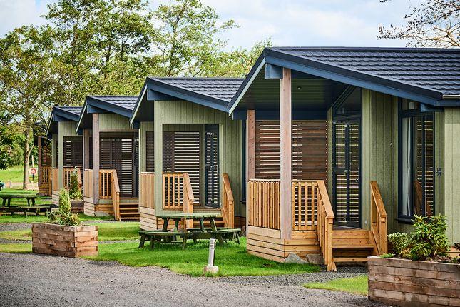 Lodge for sale in Loan Brae, Errol, Perthshire