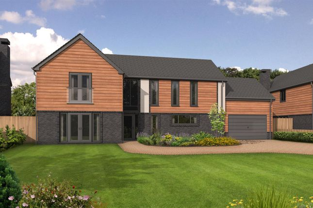 Thumbnail Detached house for sale in Bredon View, Drakes Broughton, Pershore