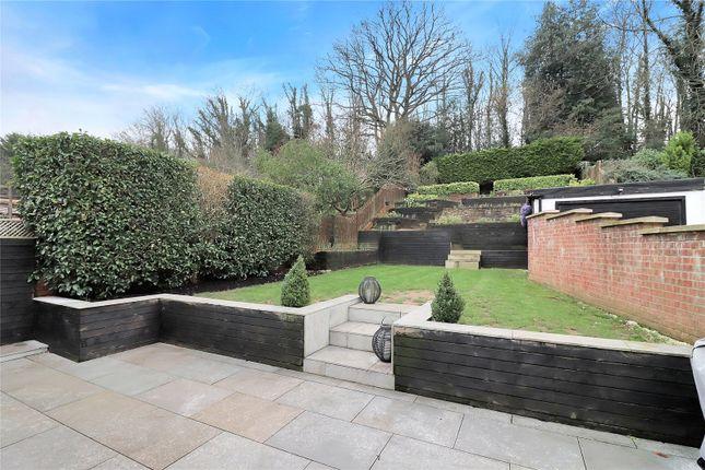 Garden of Old Watford Road, Bricket Wood, St.Albans AL2