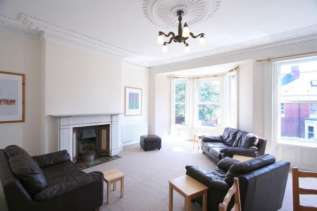Thumbnail Flat to rent in Grosvenor Place, Jesmond, Newcastle Upon Tyne