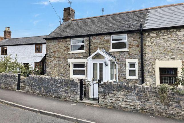 Thumbnail Cottage for sale in Crossways, Church Street, Highbury, Coleford, Radstock