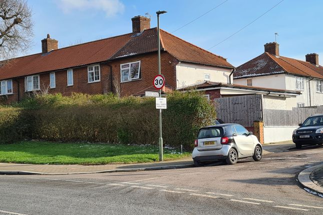 End terrace house for sale in Deansbrook Road, Edgware