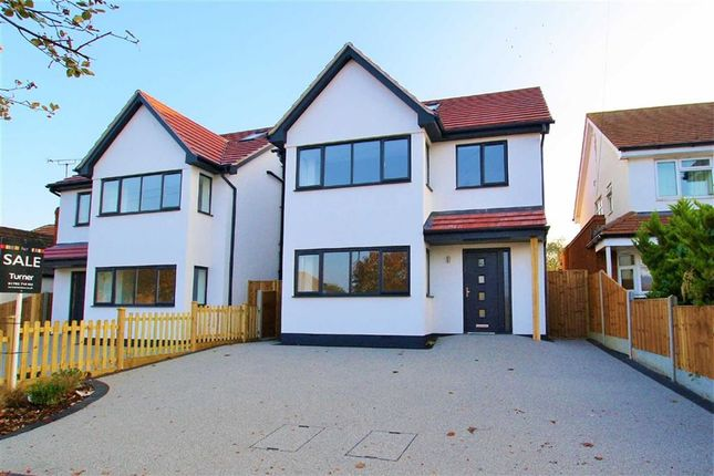 Thumbnail Detached house for sale in Briarwood Drive, Leigh-On-Sea, Essex