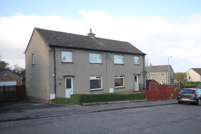 Thumbnail Semi-detached house to rent in Clarendon Place, Ayr