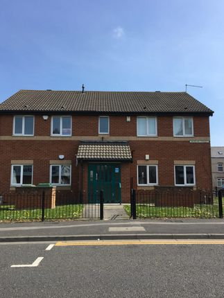 Thumbnail Flat to rent in Murray Street, Hartlepool