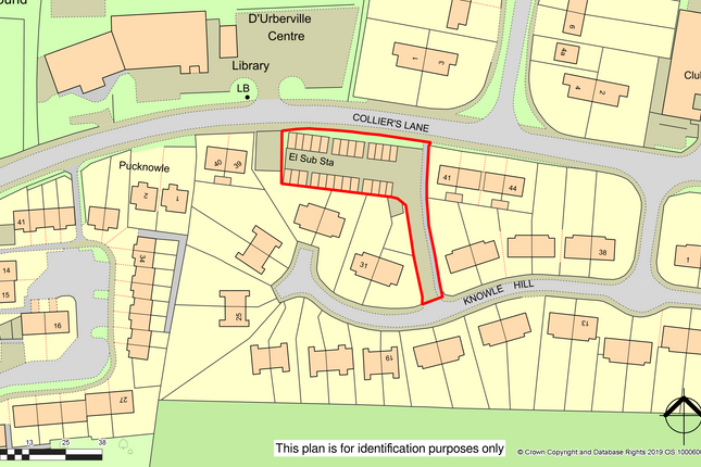 Thumbnail Property for sale in Knowle Hill, Wool, Wareham