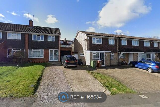 Thumbnail Semi-detached house to rent in Homefield Road, Bushey