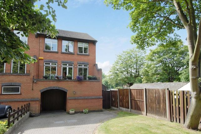 Thumbnail Semi-detached house to rent in Tennis Mews, The Park, Nottingham