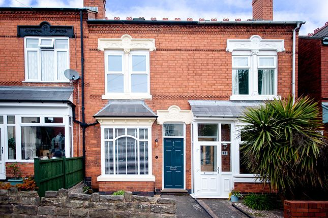 Thumbnail Semi-detached house for sale in Upper St Marys Road, Bearwood