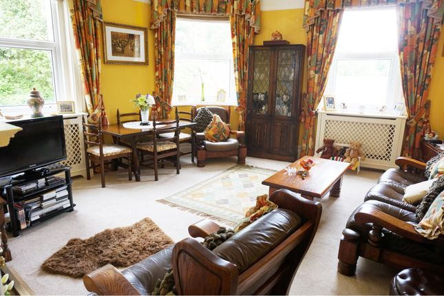 Lounge of Armoury Hill, Ebbw Vale NP23