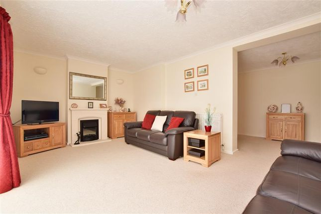 Thumbnail Bungalow for sale in Smallfield Road, Horley, Surrey