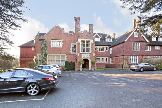 Thumbnail Flat for sale in Framewood Manor, Framewood Road, Stoke Poges, Buckinghamshire