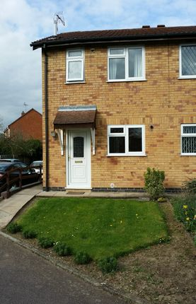 2 bed semi-detached house to rent in Simons Close, Wigston Harcourt, Leicester LE18