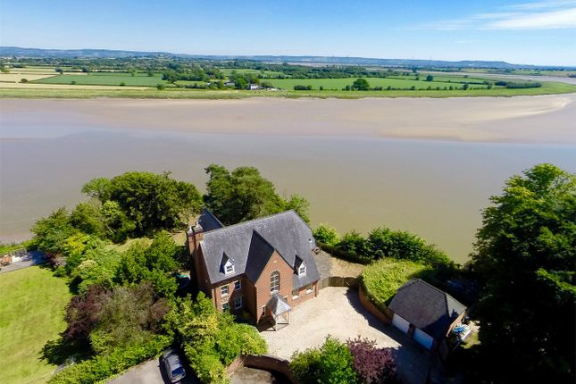 Thumbnail Detached house for sale in Church Road, Newnham, Gloucestershire