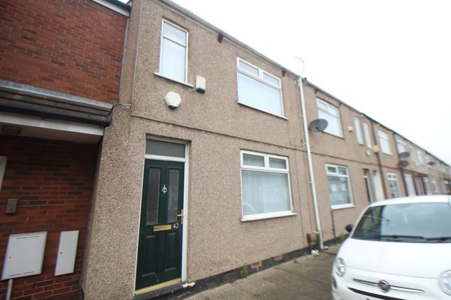 3 bed terraced house to rent in Borrowdale Street, Hartlepool TS25