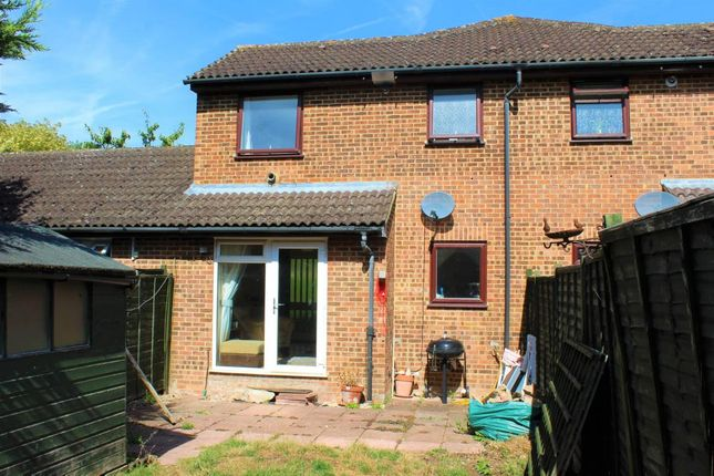 Thumbnail Terraced house for sale in Station Road East, Ash Vale
