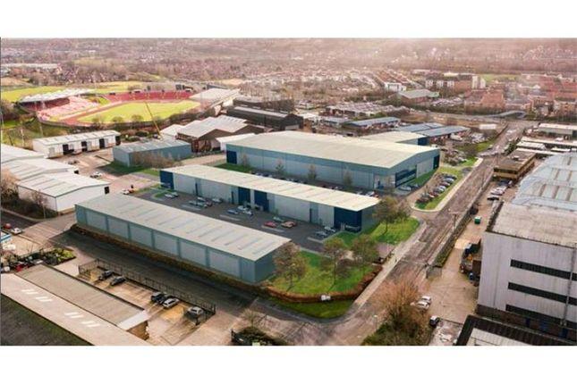 Thumbnail Warehouse to let in Baltic Park, East Gateshead Industrial Estate, Saltmeadows Road, Gateshead, Tyne And Wear, UK