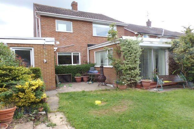Thumbnail Detached house to rent in Freville Grove, Darlington
