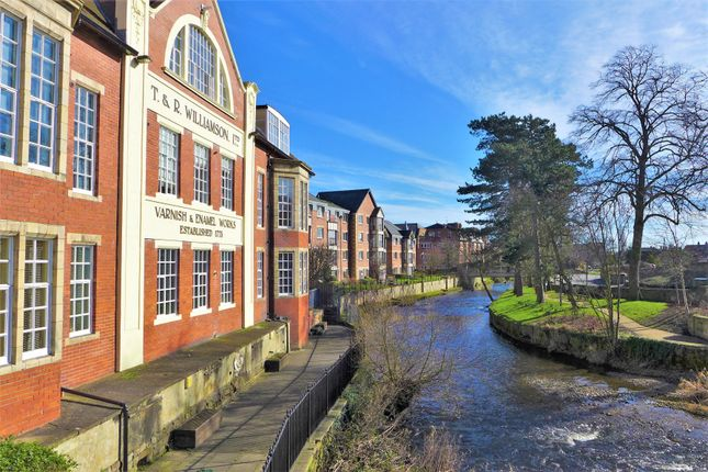 Thumbnail Flat for sale in Williamson House, Low Skellgate Close, Ripon
