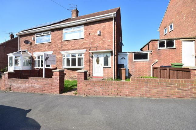 Thumbnail Semi-detached house for sale in Thistle Road, Thorney Close, Sunderland