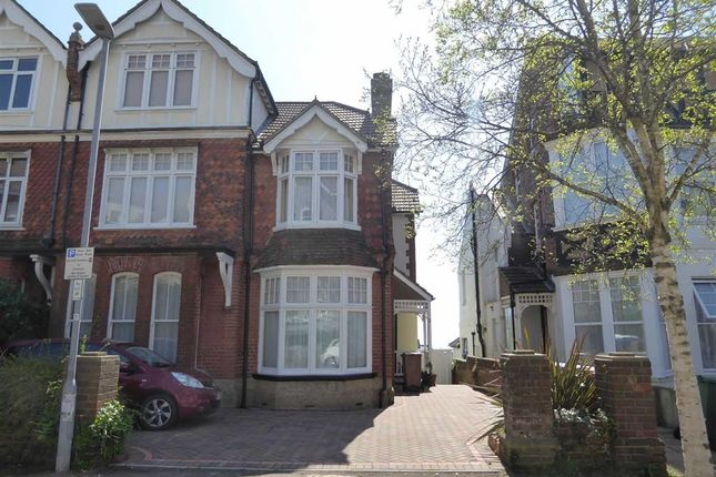 Thumbnail Semi-detached house for sale in Stanley Road, Hastings, East Sussex