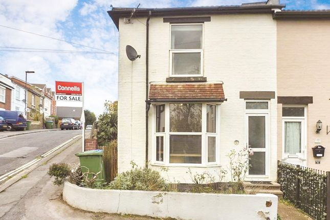 Thumbnail End terrace house for sale in Norman Road, Southampton
