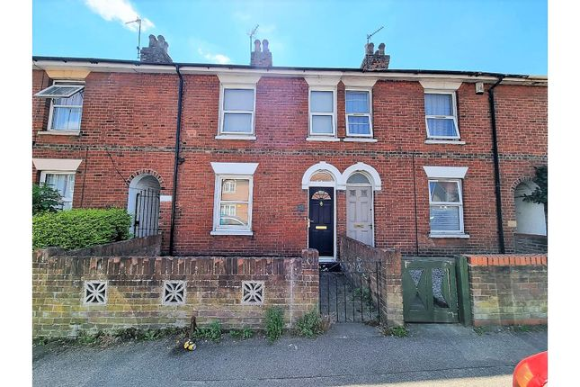 Terraced house for sale in Hythe Hill, Colchester