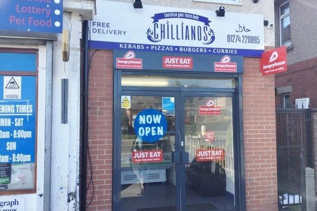 Restaurant/cafe for sale in 39B Smith Avenue, Bradford