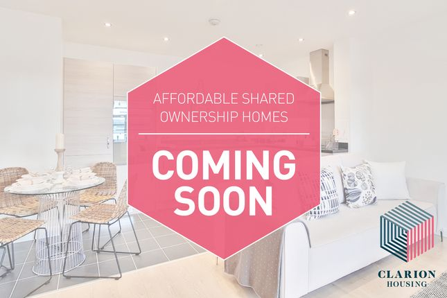 Thumbnail Flat for sale in Ludlow Road, Off Whitelands Way, Bicester, Oxfordshire