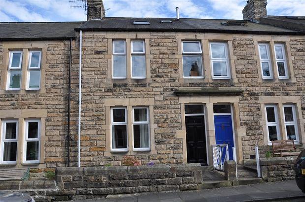 Thumbnail Terraced house for sale in Woodbine Terrace, Hexham