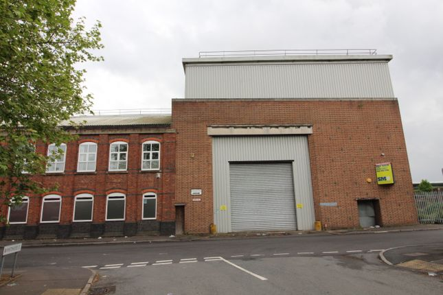 Thumbnail Warehouse for sale in Chester Street, Aston, Birmingham