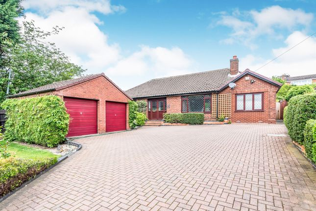 Thumbnail Detached bungalow for sale in Tamworth Road, Lichfield