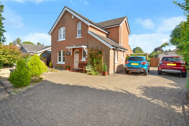 Thumbnail Detached house for sale in The Avenue, West Moors, Ferndown, Dorset