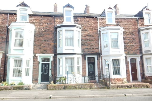 Thumbnail Town house for sale in Lawson Street, Maryport