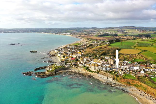 Thumbnail Detached house for sale in Oates Road, Marazion, Cornwall