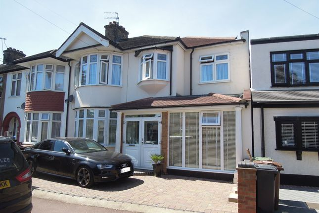 Thumbnail End terrace house for sale in Oulton Crescent, Barking