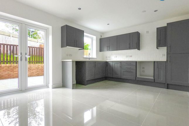 Thumbnail Semi-detached house for sale in Hirwaun Road, Hirwaun, Aberdare