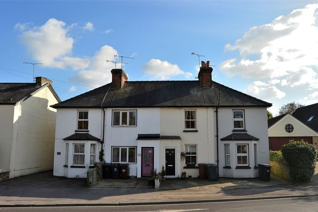 Thumbnail Terraced house to rent in London Road, Bishop's Stortford, Hertfordshire