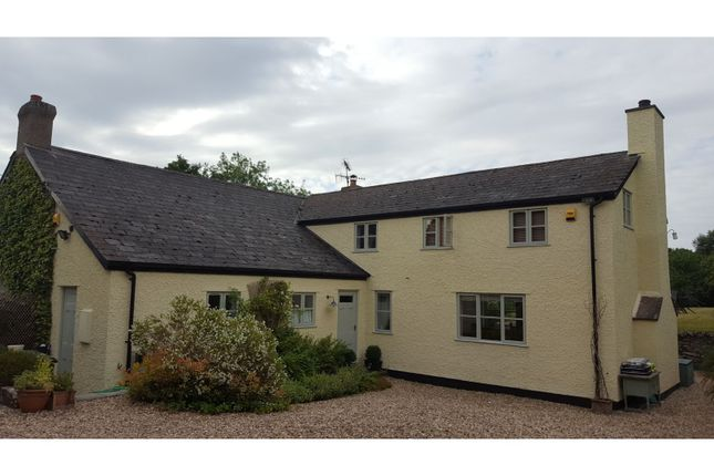 Thumbnail Detached house for sale in Walterstone, Hereford